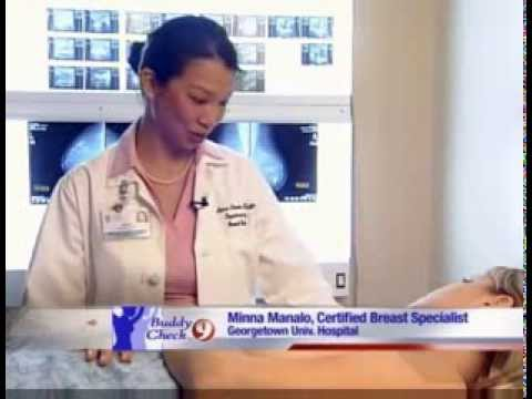 Breast Self Exam (WUSA 9)