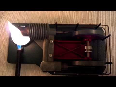 Phoenix Arizona Solar Engines - Stirling Engine