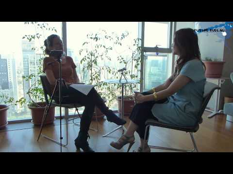 Peggy Liu talking with Generation Y - short version