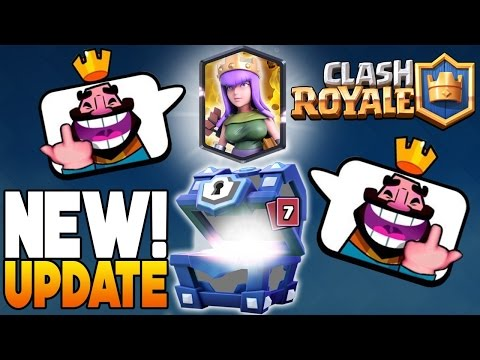 Royale - 5 THINGS THAT WILL NEVER GET ADDED! (New Clash Royale Update ...