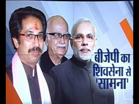 Uddhav Thackeray attacks Modi over Advani's candidature
