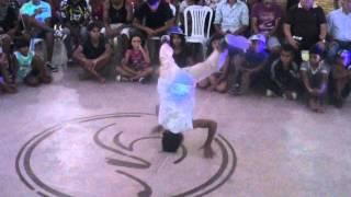 Crianças Do SCFV No I Campeonato De Dança De Rua Em