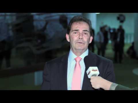 Paulinho da  Força fala sobre a Marcha a Brasilia