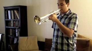 Como tocar la trompeta. Ejercicios de articulación