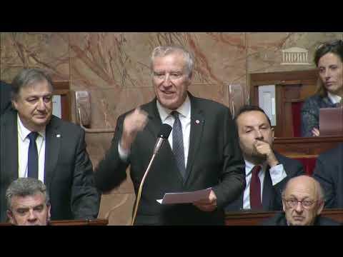 M. Jean-Claude Bouchet - Projet de loi santé