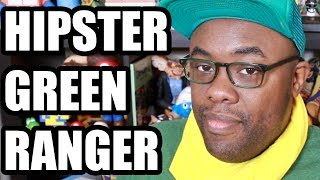 HIPSTER GREEN RANGER?? Choose New Black Nerd Glasses