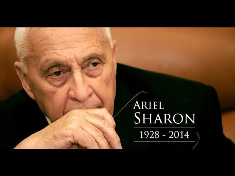 Israel : World Leaders and people react to the death of Prime Minister Ariel Sharon (Jan 11, 2014)