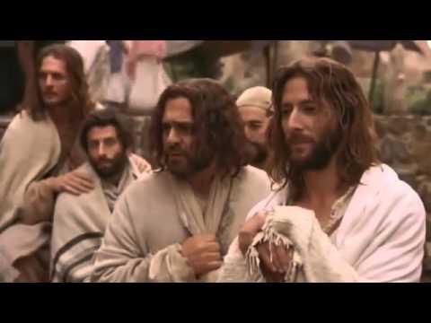 gospel of john the life of jesus full movie youtube