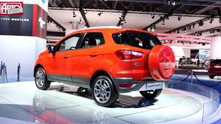Московский автосалон-2014: Audi A7, VW Jetta, Ford Ecosport, Renault RS01 и Haval. Тесты АвтоРЕВЮ.