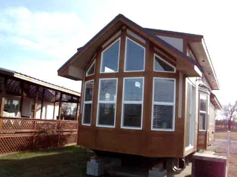 park model rv diamond park homes youtube