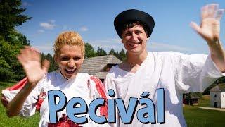 Smejko a Tanculienka - Pecival