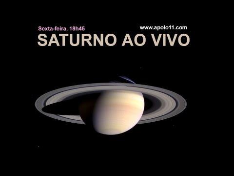 Planeta Saturno - Ao vivo de São Paulo