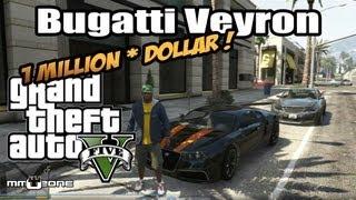 GTA V Bugatti Veyron & Audi R8 Kostenlos Grand Theft