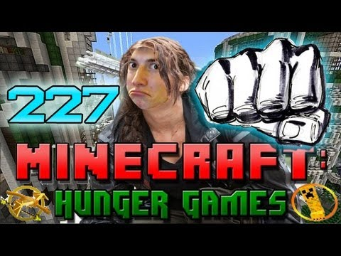 Minecraft: Hunger Games w/Mitch! Game 227 - PUNCH! - YouTube