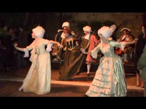 ELP-Baile de máscaras siglo XVIII