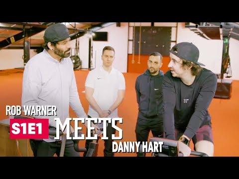 Catching Up w/ 2016 UCI MTB World Champ Danny Hart   Rob Meets: Ep 1
