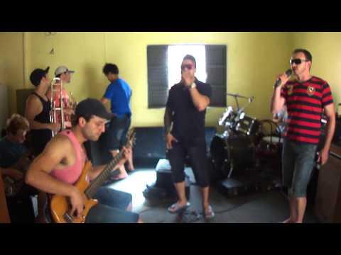 Ensaio... Música COVARDE inédita pro DVD dia 18 de janeiro no Kerb de Ivoti-rs