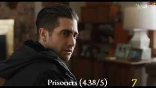 LES MEILLEURS FILMS DE 2013 (TOP 10)
