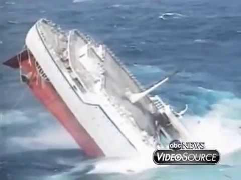 Βύθιση Πλοίου / Αρχείο abcNews