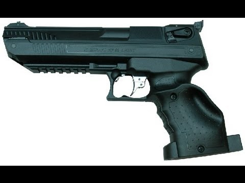 Pistola: Zoraki HP-01 Calibre 5.5mm - [UNBOXING]