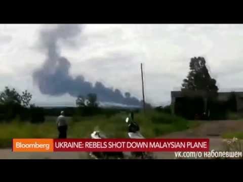 Malaysian Flight MH17 Crashes in Ukraine: What Happened?