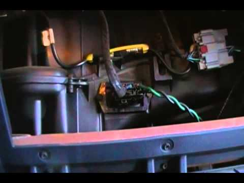 2001 chrysler town and country wiring diagram how to change the blower motor resistor 2002 dodge  how to change the blower motor resistor 2002 dodge