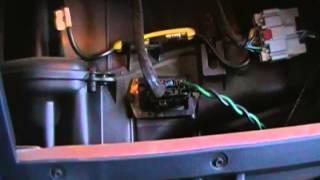 How To Change The Blower Motor Resistor 2002 Dodge Caravan