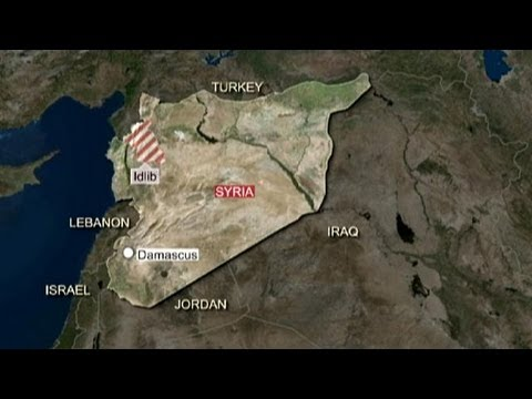 Fighting continues in Syria ahead of planned peace talks in Geneva.