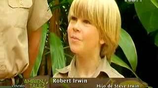 Hijo De Steve Irwin Sigue Los Pasos De Su Padre