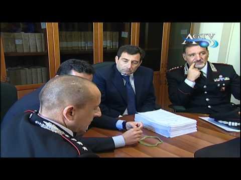 Udienza preliminare operazione Capo dei Capi 2 News AgrigentoTV