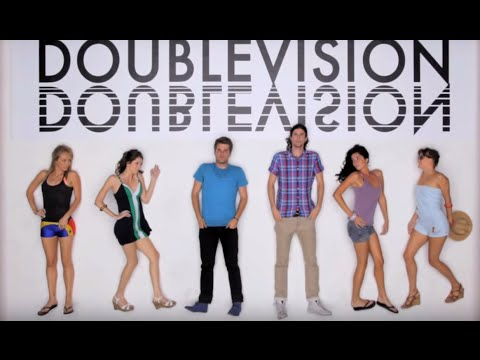 3OH!3 - Double Vision [OFFICIAL MUSIC VIDEO]