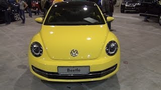 Volkswagen Beetle Design 1.2 TSI Exterior and Interior in 3D...