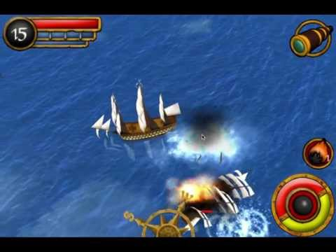 Hacked - Age of wind - Pirates of the Caribbean