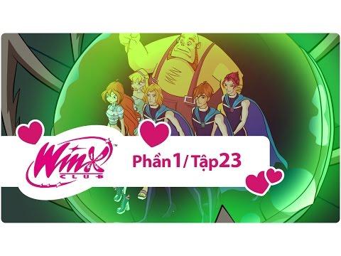 Winx Club Phần 1 - Những tiên nữ Winx xinh đẹp - Tập 23