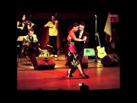 Javier RODRIGUEZ -- Virginia PANDOLFI, 2-2, TanGO TO istanbul 2012,