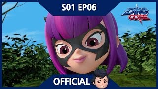 [Official] DinoCore | Dark Angel, Kaya! | 3D | Dinosaur Animation | Season 1 Episode 6