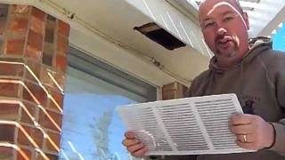 How To Install A Soffit Vent