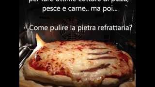 Pizza, Come Pulire La Pietra Refrattaria