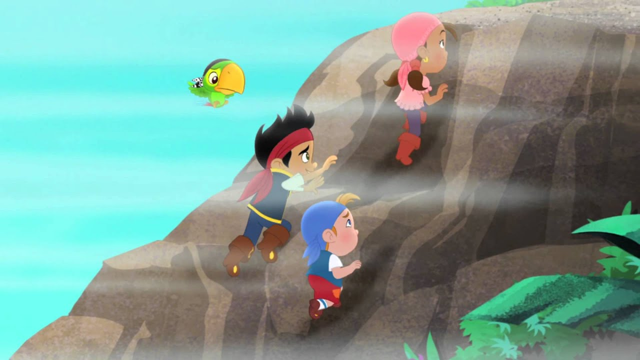 Jake And The Neverland Pirates Izzy Pixie Dust Jake and the Neverland Pirates