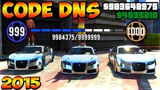 INFOS Les Codes DNS Sont De Retour Sur GTA 5 Online