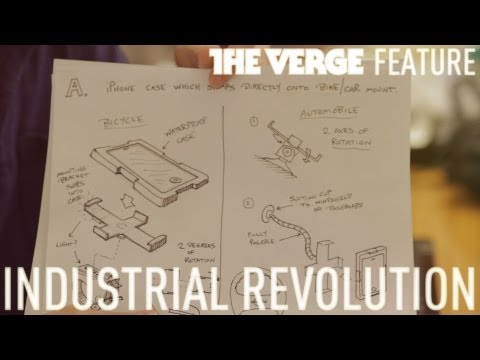 Industrial Revolution: how Quirky created 15 new iPhone 5 accessories in one week