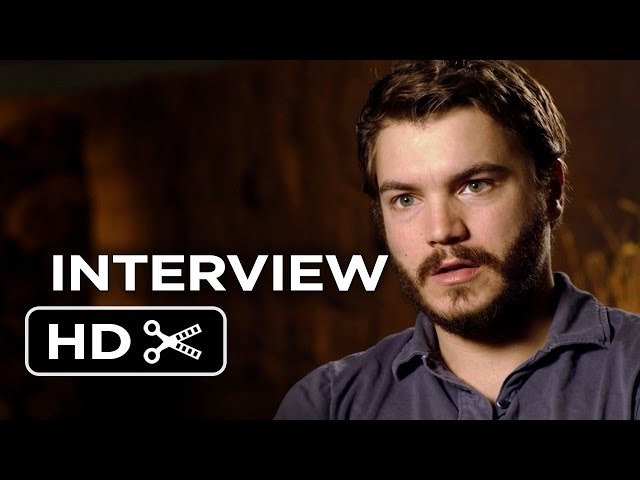 Lone Survivor Interview - Emile Hirsch (2013) - Mark Wahlberg, Eric Bana Movie HD
