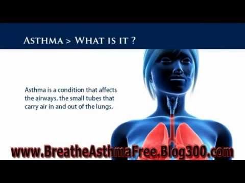 Natural Cure for Asthma - Natural Asthma Relief
