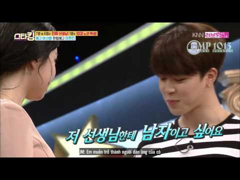 [Vietsub] [ The Fantasy - MP1013] Kĩ năng diễn sâu của Jimin @ BTS Star King