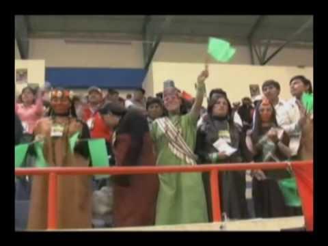 Peru Cúpula apóia Índios da Amazônia