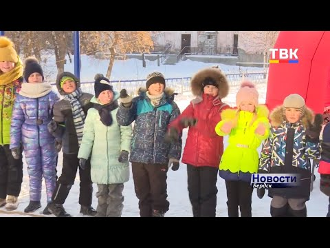 """В бердском ТОСе """"Центральный"""" отметили свои достижения праздником"""