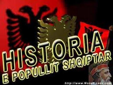 Historia shqiptare  copy paste e historisë greke dhe asaj sllavo-ballkanike