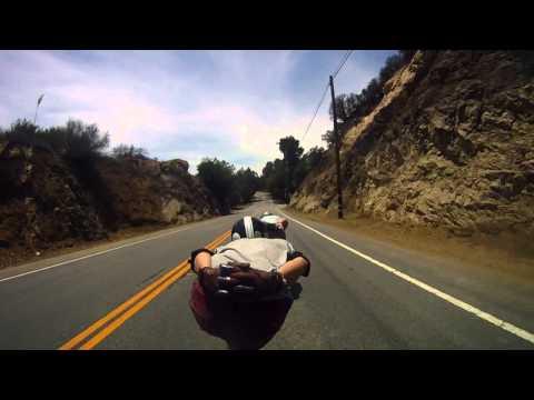 Go Skateboarding day Canyon run, Malibu