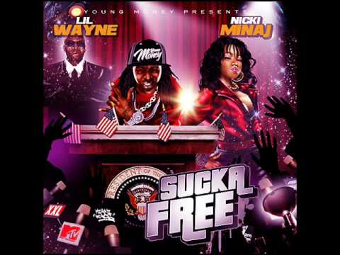 Nicki Minaj - Brrraaattt (Feat. Ransom), From Sucka Free mixtape
