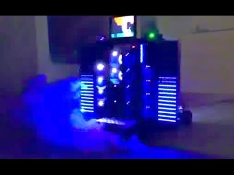 Mini Paredão Transformers Som Automotivo